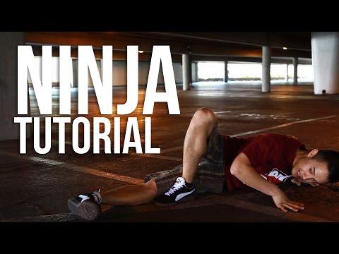 How to Breakdance | The Ninja | Beginners Guide