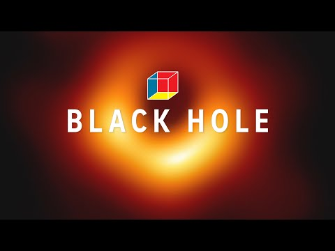 Fly to a black hole from Earth    FIRST IMAGE OF A BLACK HOLE EVER