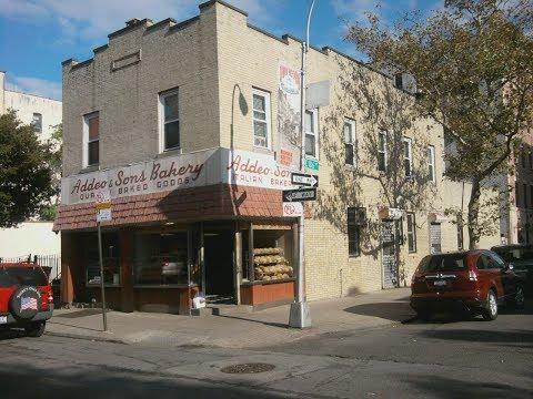 Addeo Bakers on Arthur Avenue