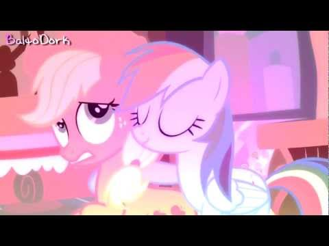give me affection, I need your perfection! { AppleDash }