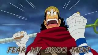 [One Piece AMV] With a thousand lies and a good disguise