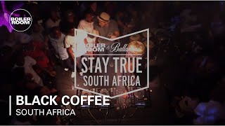 vuclip Black Coffee Boiler Room & Ballantine's Stay True South Africa DJ Set