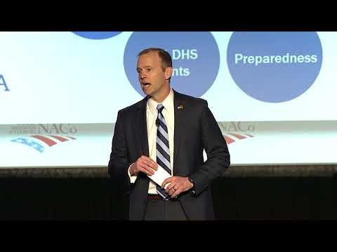 Administrator Brock Long Addresses Nation's Counties