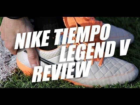 Nike Tiempo Legend V review