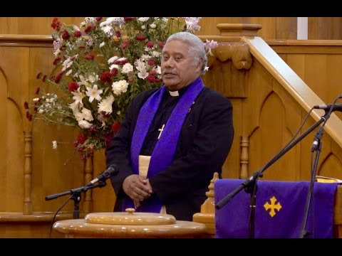 Combined Prayer Vigil Service - Her Late Majesty Queen Mother Halaevalu Mata'aho