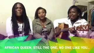 Sauti sol still the one, no one like you and African queen mashup