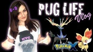 Pug Life Vlog - Comic Con 2013, Pokemon X Y, & Updates