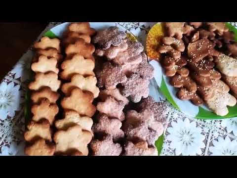 Домашнее печенье-Очень Вкусно И просто!!!