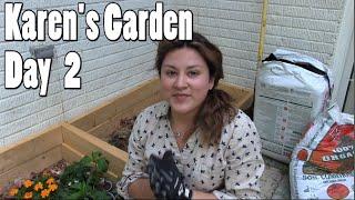 Karen's Garden - Day 2