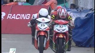 Round 3 - CP115 Final (Full Race) - 2011 PETRONAS Malaysian Cub Prix Championship
