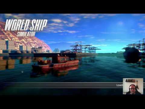 World Ship Simulator - Mikähän se tämä?