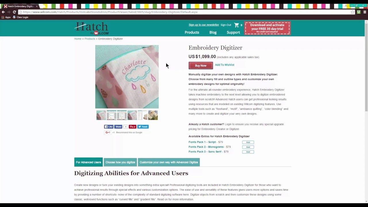 🐈 Hatch embroidery digitizer crack download | Wilcom Studio E2 Free