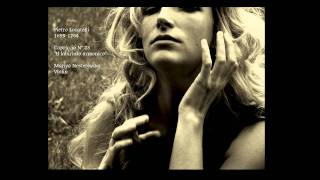 "Mariya Nesterovska: Locatelli - Capriccio No 23 ""Il labirinto armonico"""