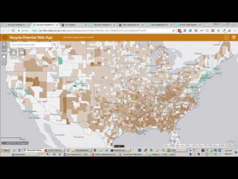Web AppBuilder for ArcGIS: Customizing and Extending