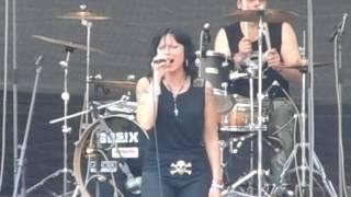MESSALINA - Šakal (live ROCKTHERAPY 2013)