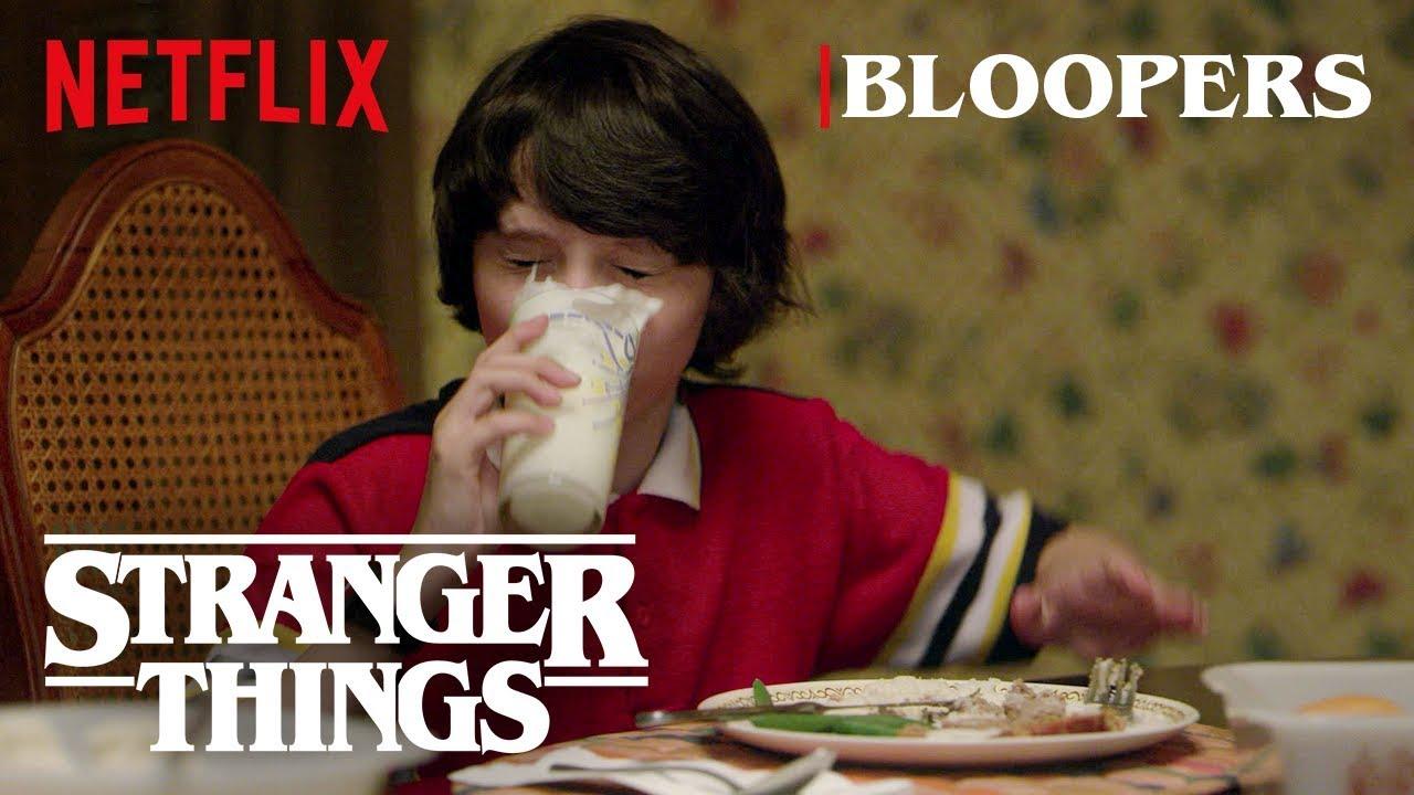 Download Stranger Things Season 1 Bloopers | Netflix