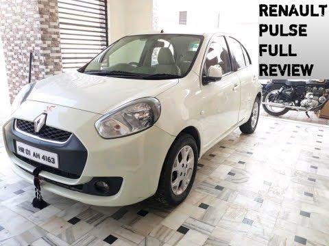 Renault Pulse Rxz Diesel Car   Full Review In Hindi   Modified New Renualt Pulse car