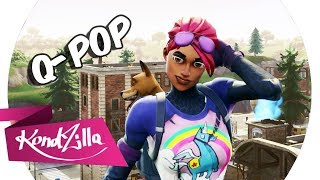 Fortnite EMOTE Q-POP (Official Music Video)