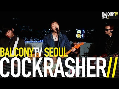 카크래셔 COCKRASHER - CALLUS ON BOTH HANDS (BalconyTV)