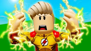 The Spoiled Superhero! A Roblox Movie (Brookhaven RP)
