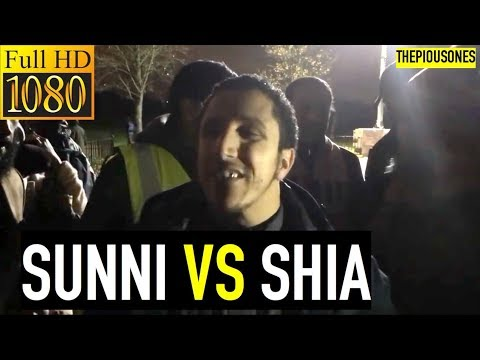 [NEW] SHAMSI VS A GANG OF SHIA | SPEAKERS CORNER | *MUST WATCH*
