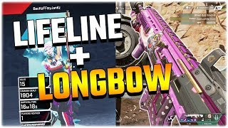The LONGBOW is LIFE (Apex Legends PS4)