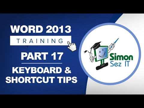 60 Essential Microsoft Office Keyboard Shortcuts for Word
