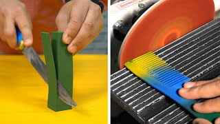 Oddly Satisfying Video of Workers Doing Their Jobs with Precision & Perfection | Relaxing Video