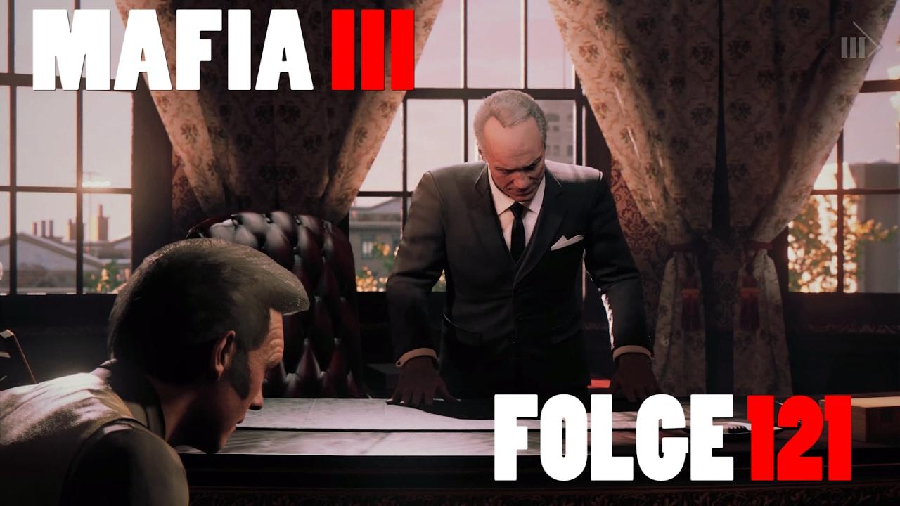 Jetzt seid ihr fällig   Mafia III #121 - YouTube