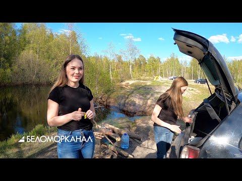 Окрестности Северодвинска: сосиски, пиявки, палатки, Covid-19 📹 TV29.RU (Северодвинск)