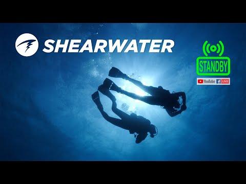 SHEARWATERから一般ダイバー向けダイブコンピュータのPEREGRINE™が発売! (英語音声+日本語字幕)