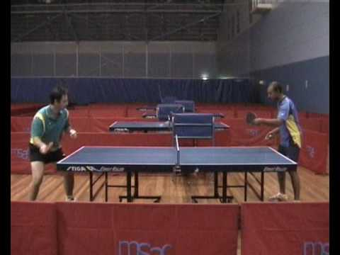 The most important skill in Table Tennis
