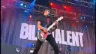 Billy Talent - Perfect World (01) live @ Norwegian Wood