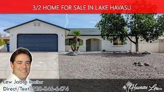 Lake Havasu Homes for Sale   3586 Oakcreek Ln