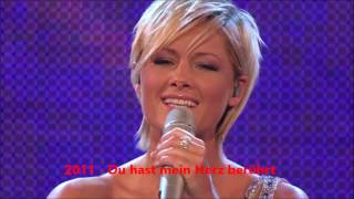 The Evolution of Helene Fischer 2006 - 2017