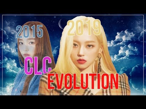 CLC EVOLUTION   - 2019