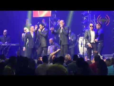 Los Hermanos Rosario de concierto en Montreal