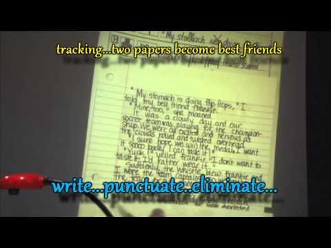 Grade 4 & 5  Narrative (story writing) demo  Lesson  Part 1