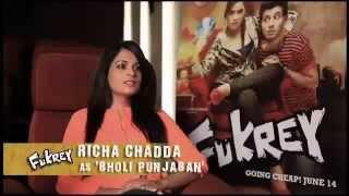 Making of Fukrey | Pulkit Samrat, Varun Sharma, Manjot Singh, Ali Fazal
