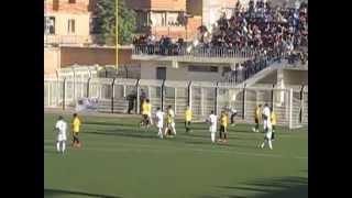 جانب من مباراة امل مروانة 2 سريع غليزان 0 لرابطة المحترفة الثانية