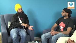 150516 Sikh Channel Canada: Basics of Sikhi - Discussion with Harman Singh