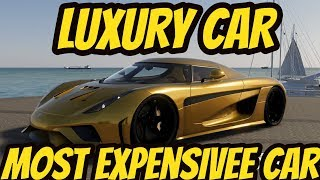 The Crew 2 LUXURY Koenigsegg REGERA Fastest Car Customization + Gameplay