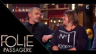 Intégrale Folie passagère 24 février 2016 : Michèle Bernier et Lambert Wilson
