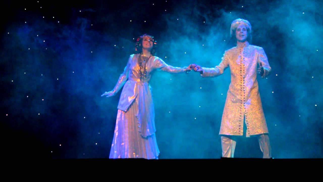 Алладин и Жасмин. - YouTube