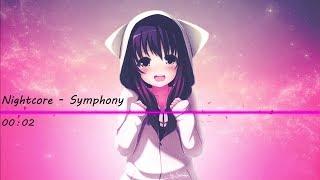 nightcore   symphony