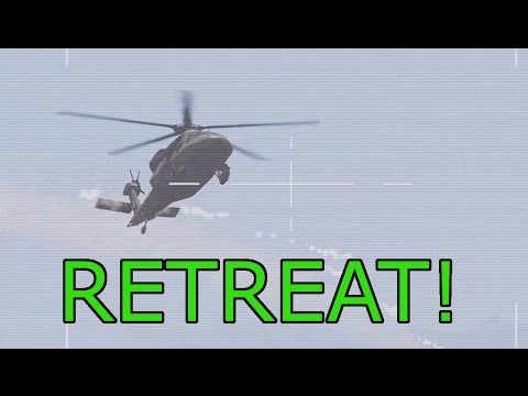 The Retreat (Feat: John McClane): Arma 3 Dual Zeus Vanilla Friday ops