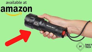 GearLight High Powered LED Flashlight S1200 Review Amazon Best Seller 2018 Handheld Light 5 Modes