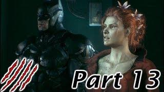 Batman Arkham Knight WalkThrough Gameplay Part 13 - BOOM - [1080p] No Commentary [PRO PLAYER]