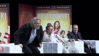 The Big Lebowski Blu-Ray Release Reunites the Film's Big-Guns
