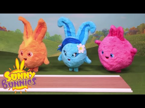 BRAND NEW - SUNNY BUNNIES Toyplay Stop Motion episode featuring Bunny Blabbers & Cannon Playset toys